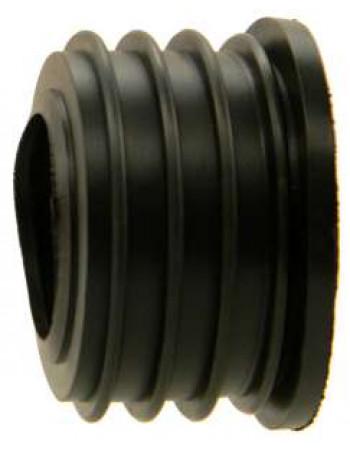 Манжет перех. чугун-пластик 123х110 резиновый (50 шт/уп)