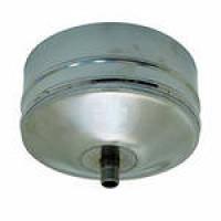 Заглушка с конденсатоотводом (430�,5мм) ф197 внутренняя
