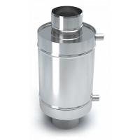 Теплообменник на трубу  13 л. 0,8мм