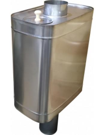 Бак для воды в баню 70 л.