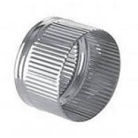 Заглушка для ревизии (430\0.5) ф150 внутренняя