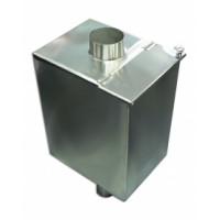 Бак для воды в баню  60л.  1мм  (304)