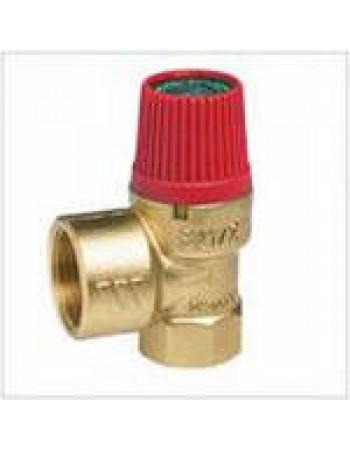 Watts SVH 15-1\2 Предохранительный клапан для систем отопления 1.5 бар