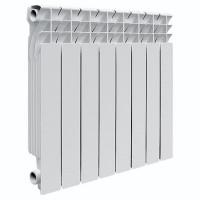 Радиатор алюминиевый Rommer Optima 500 4 секции