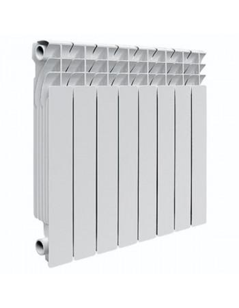 Радиатор алюминиевый Rommer  6 секций