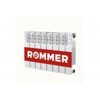 Радиатор алюминиевый Rommer Profi 350 6 секций